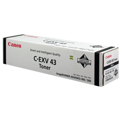 Originální toner CANON C-EXV-43 (Černý)
