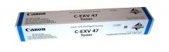 Toner do tiskárny Originální toner CANON C-EXV-47C (Azurový)