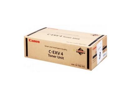 Originální toner CANON C-EXV-4 (Černý)
