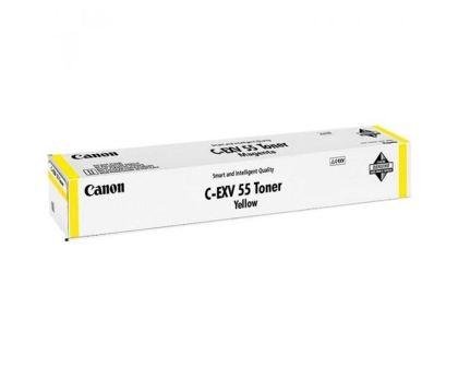 Originální toner Canon C-EXV-55 Y (Žlutý)