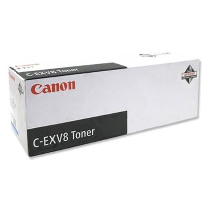 Originální toner CANON C-EXV-8 Bk (Černý)