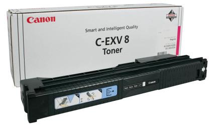 Originální toner CANON C-EXV-8 M (Purpurový)
