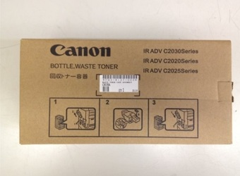 Originální odpadní nádobka CANON FM3-8137