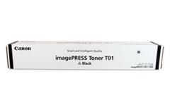 Toner do tiskárny Originální toner CANON T01 Bk (Černý)
