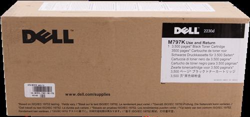 Originální toner Dell M797K - 593-10501 (Černý)