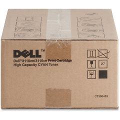 Toner do tiskárny Originální toner Dell PF029 - 593-10171 (Azurový)