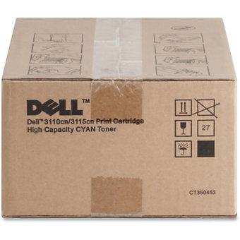 Originální toner Dell PF029 - 593-10171 (Azurový)