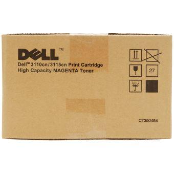 Originální toner Dell RF013 - 593-10172 (Purpurový)