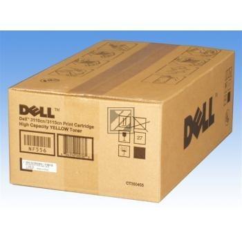 Originální toner Dell NF556 - 593-10173 (Žlutý)