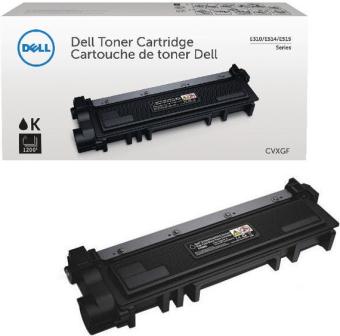 Originální toner Dell CVXGF - 593-BBLR (Černý)