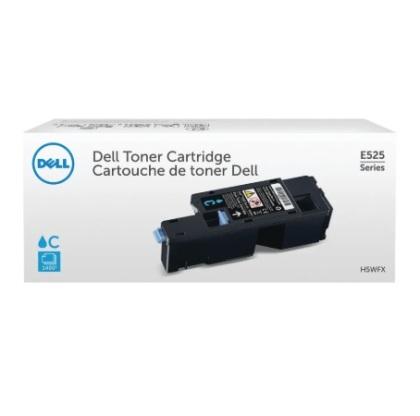 Originální toner Dell H5WFX - 593-BBLL (Azurový)