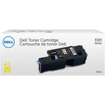 Originální toner Dell 3581G - 593-BBLV (Žlutý)