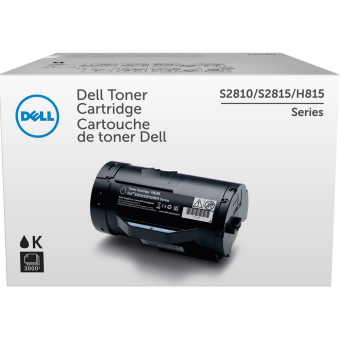 Originální toner Dell F9G3N - 593-BBMM (Černý)