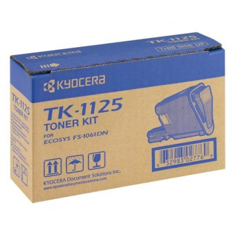 Originální toner KYOCERA TK-1125 (Černý)