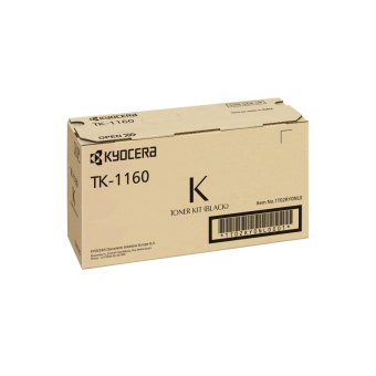 Originální toner KYOCERA TK-1160 (Černý)