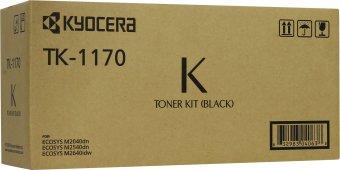 Originální toner KYOCERA TK-1170 (Černý)