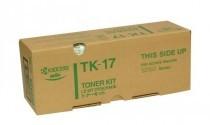 Originální toner KYOCERA TK-17 (Černý)