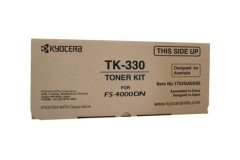 Toner do tiskárny Originální toner KYOCERA TK-330 (Černý)