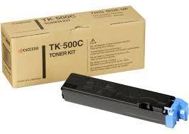 Originální toner Kyocera TK-500C (Azurový)