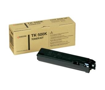 Originální toner Kyocera TK-500K (Černý)