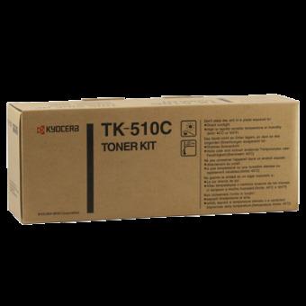 Originální toner KYOCERA TK-510C (Azurový)
