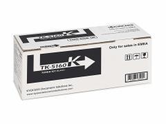 Toner do tiskárny Originální toner KYOCERA TK-5160K (Černý)