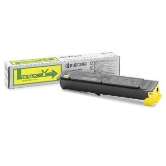 Originální toner Kyocera TK-5205Y (Žlutý)