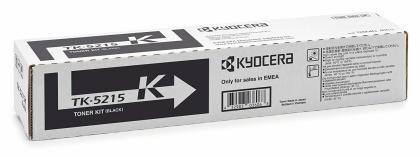 Originální toner Kyocera TK-5215K (Černý)