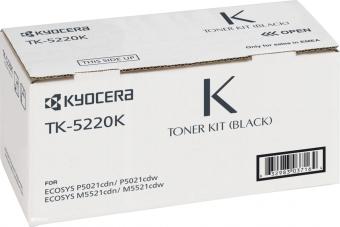 Originální toner Kyocera TK-5220K (Černý)