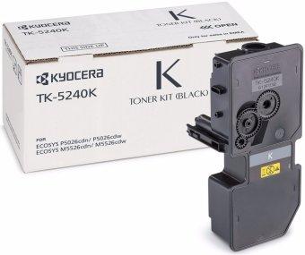 Originální toner KYOCERA TK-5240K (Černý)
