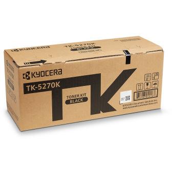 Originální toner Kyocera TK-5270K (Černý)