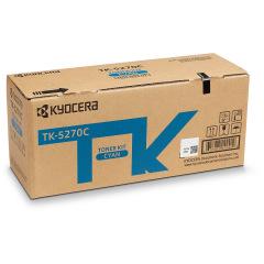 Toner do tiskárny Originální toner Kyocera TK-5270C (Azurový)