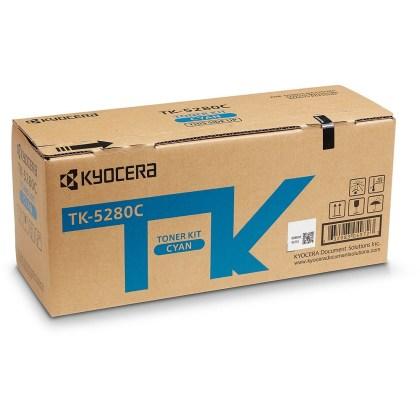 Originální toner Kyocera TK-5280C (Azurový)