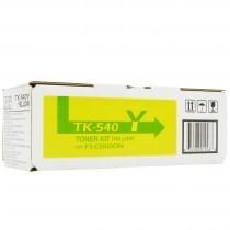Originální toner KYOCERA TK-540 Y (Žlutý)