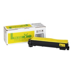 Toner do tiskárny Originální toner Kyocera TK-550Y (Žlutý)