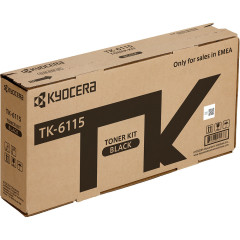 Toner do tiskárny Originální toner KYOCERA TK-6115 (Černý)