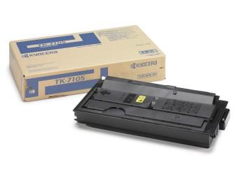 Originální toner KYOCERA TK-7105 (Černý)