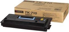 Toner do tiskárny Originální toner KYOCERA TK-710 (Černý)