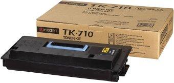 Originální toner KYOCERA TK-710 (Černý)