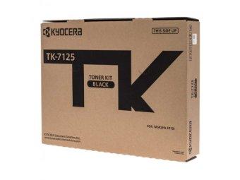 Originální toner KYOCERA TK-7125 (Černý)
