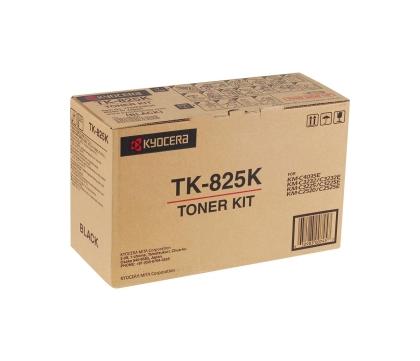 Originální toner Kyocera TK-825K (Černý)