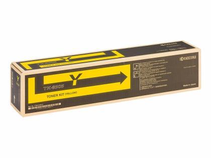 Originální toner KYOCERA TK-8505Y (Žlutý)