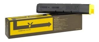 Originální toner KYOCERA TK-8600Y (Žlutý)