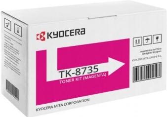 Originální toner KYOCERA TK-8735M (Purpurový)
