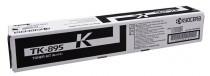 Originální toner KYOCERA TK-895BK (Černý)