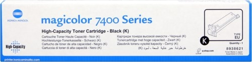 Originální toner Minolta 8938621 (Černý)