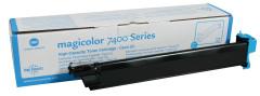Toner do tiskárny Originální toner Minolta 8938624 (Azurový)