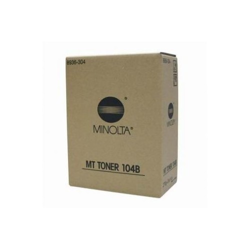 Originální toner Minolta MT104B (8936304) (Černý)