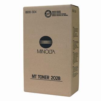 Originální toner Minolta MT202B (8935304) (Černý)