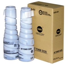 Toner do tiskárny Originální toner MINOLTA 8936404 (MT302B) (Černý)